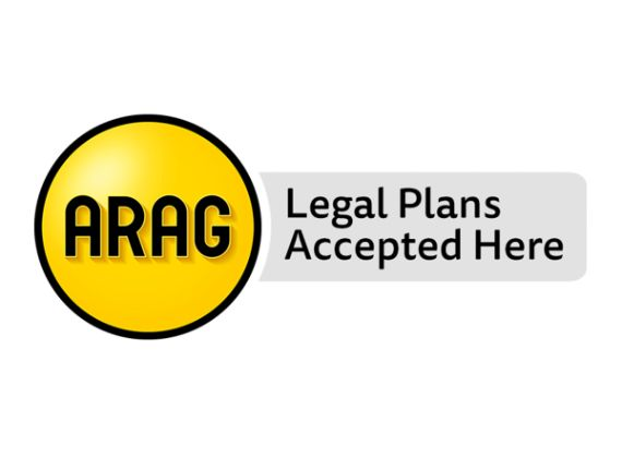 ARAG Legal Plans Accepted Here