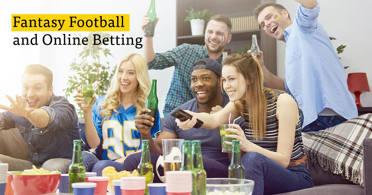 online fantasy football betting sites